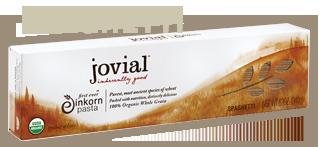Jovial Foods Spaghetti Whole Grain Einkorn Pasta