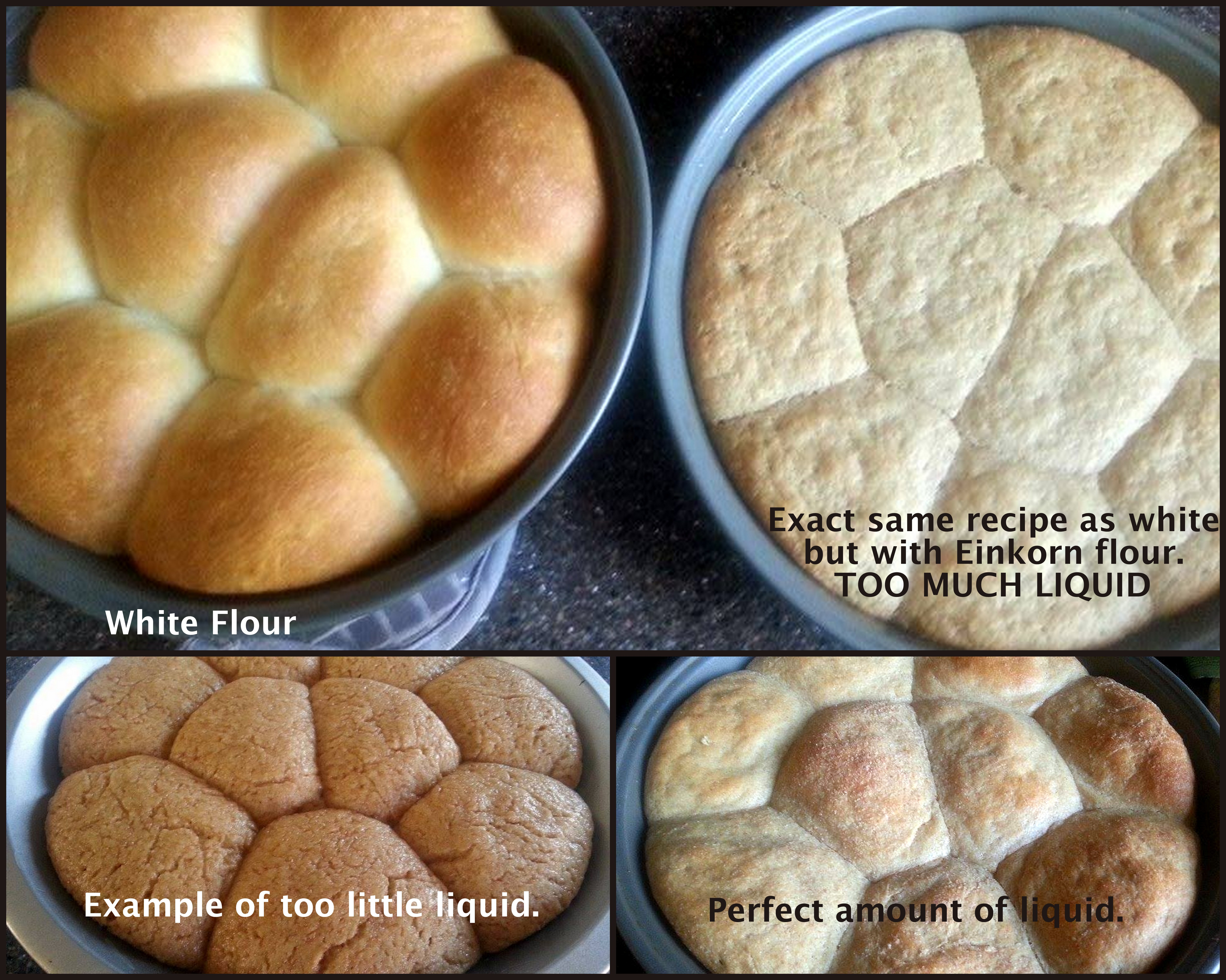 What can you bake with flour eggs and water