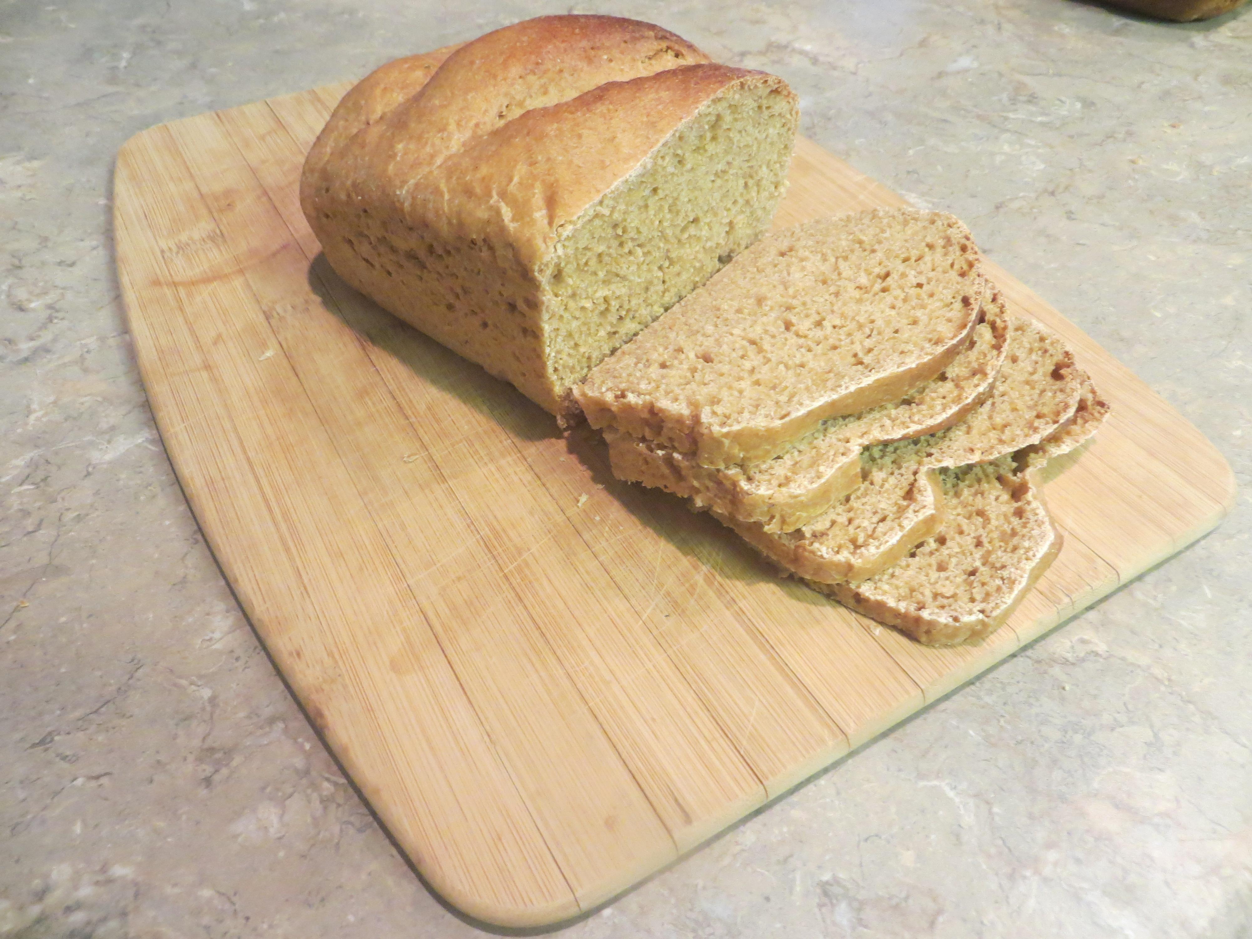 Sourdough bread in a bread maker. Unleavened bread in the bread maker 34
