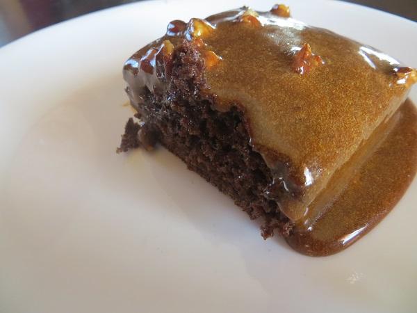 Einkorn Chocolate Beet Cake