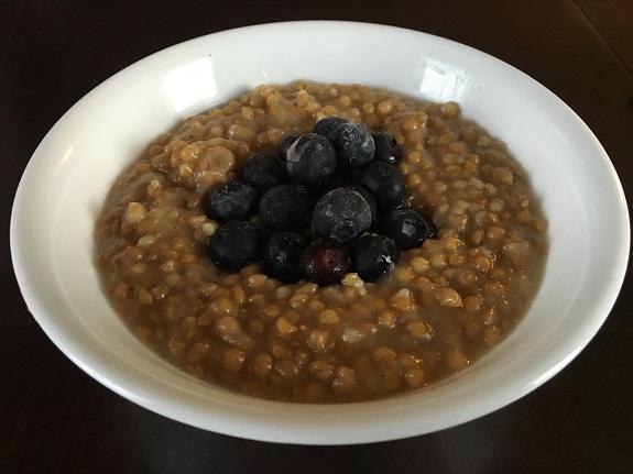 Einkorn Berry Cereal