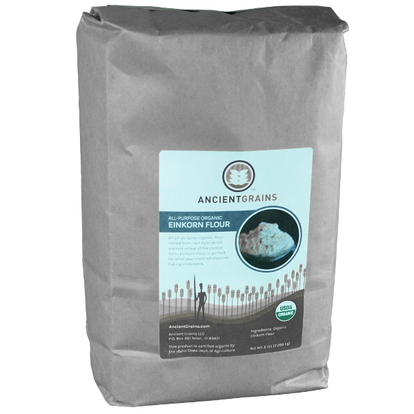 Organic All-Purpose Einkorn Flour